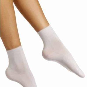 White-sock-sensory-clothing