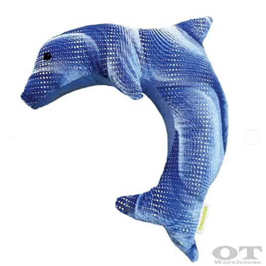 weighted-toy-bklue-dolphin