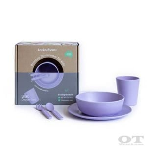 Dinnerware product - lilac