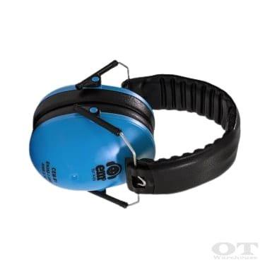 Earmuffs kids for noise reduction - Blue
