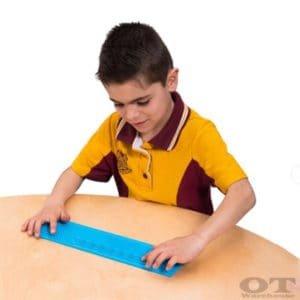 tactile-ruler