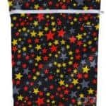 Wet Bag-Black Star