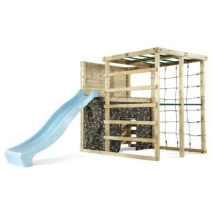 wooden play centre