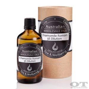 Chamomile Roman Dilution in Jojoba Oil