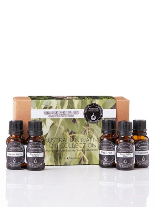 essential oils packs