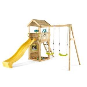 wooden swing sets