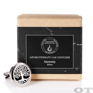 Aromatherapy Car Diffuser - Serenity 1