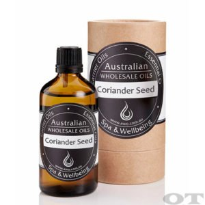 Coriander Seed Essential Oil 100ml