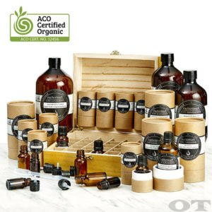 Essential Oil Deluxe Kit (Certified Organic)