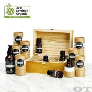 Essential Oil Starter Kit (Certified Organic)