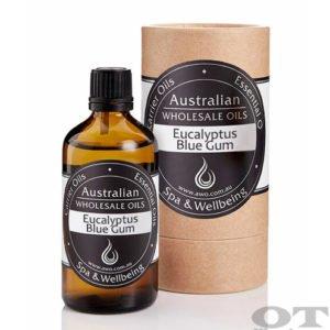 Eucalyptus Blue Gum Essential Oil 100ml