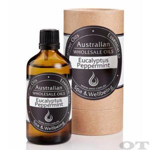 Eucalyptus Peppermint Essential Oil 100ml