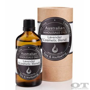 Lavender Essential Oil (Cosmetic Blend) 100ml