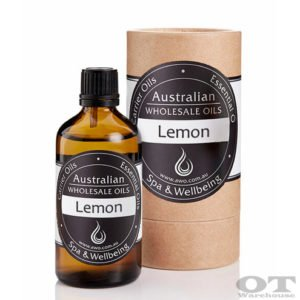 Lemon Essential Oil 100ml