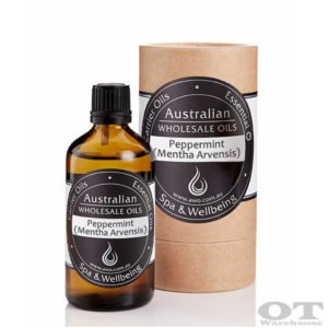 Peppermint Essential Oil (Mentha Arvensis) 100ml