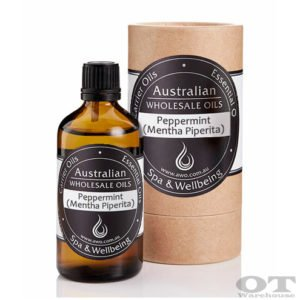 Peppermint Essential Oil (Mentha Piperita) 100ml
