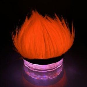 Orange night light