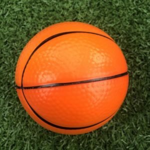 squishy ball - basketball